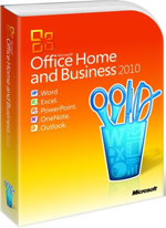 Office Home and Business 2010 | OEM (9QA-01758)