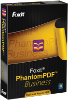 Foxit PhantomPDF  Business 5.0