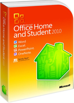 Office Home and Student 2010 - OEM (S55-02516)