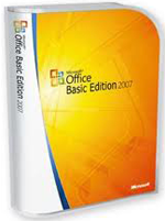 Office Basic Edition 2007 | OEM (S55-02516)