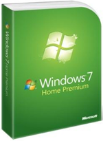 Windows Home Premium 7  - FULL BOX (GFC-00094)