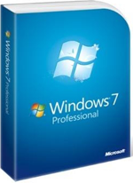 Windows Professional  7 - FULL BOX (FQC-02818)